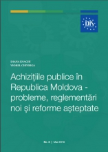 Achizițiile publice în Republica Moldova – probleme, reglementări noi și reforme așteptate | IDIS Viitorul