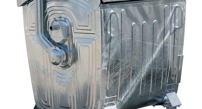 Calitate germană pentru containerele de gunoi procurate de DGETS