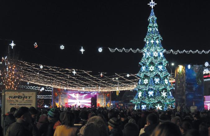 Organizarea sărbătorilor de iarnă în mun. Bălți, cine plătește?