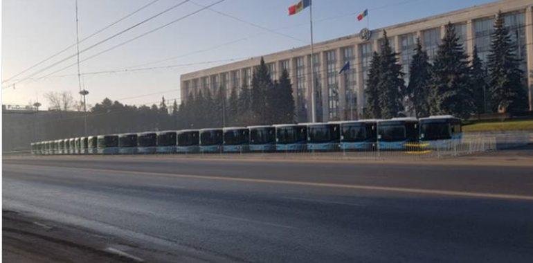 Как НАРС решил проблему с нарушениями при закупке автобусов для Кишинева