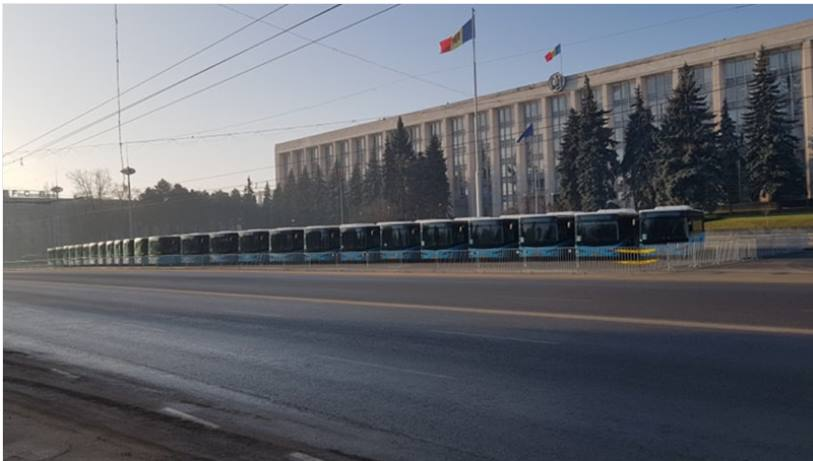 Autobuzele scapă basma curată la ANSC