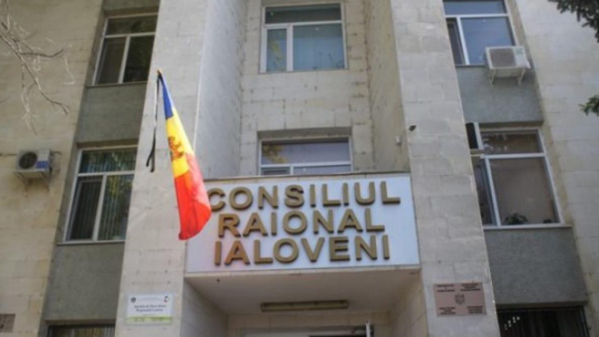 Блокирование или умышленное нарушение закона в Яловенском районном совете