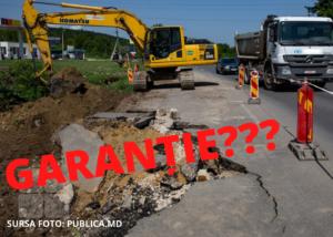 De ce se strică atât de repede drumurile proaspăt reparate?