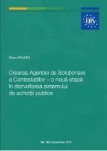 Crearea Agenției de Soluționare a Contestațiilor – o nouă etapă în dezvoltarea sistemului de achiziții publice | IDIS Viitorul