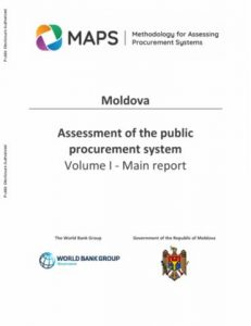 Moldova: Assessment of the Public Procurement System | World Bank