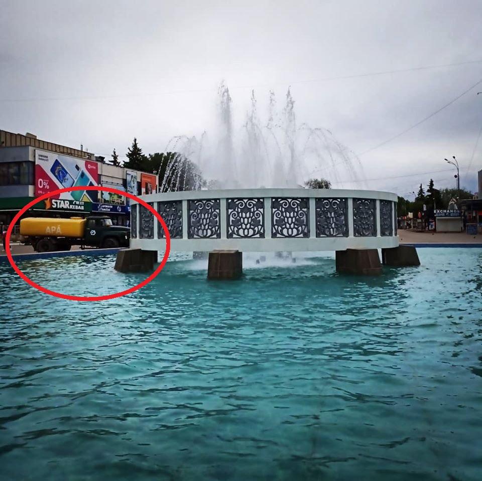 «Игры в наперстки» или как тендер по ремонту бельцкого фонтана вырос с 2,9 млн леев до 4,22 млн леев (ОБНОВЛЕНО)